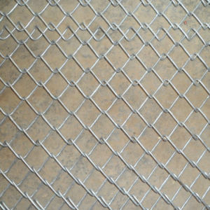 Factory Galvanized Used Chain Link Fence for Sale pictures & photos