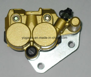Motorcycle Parts Motorcycle Front Brake Caliper Assembly for Honda Cg125 Ax100 pictures & photos