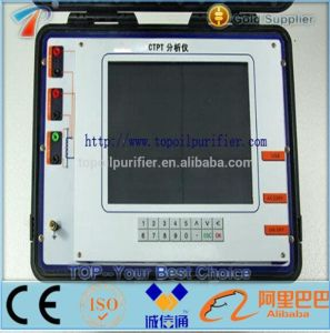 Portable Ctpt Current Transformer Tester (TPVA-404) pictures & photos