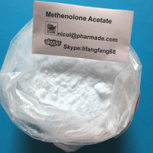 Methenolone Acetate Steroid Hormone Powder Primobolan Acetate Powder pictures & photos