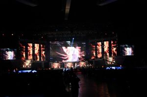 Hot Sales Full Color Indoor Rental P4.8 LED Display Screen pictures & photos