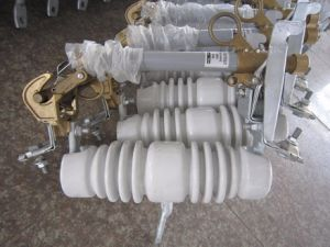 High Voltage Porcelain Fuse Cutout, Drop out Fuse 12kv pictures & photos