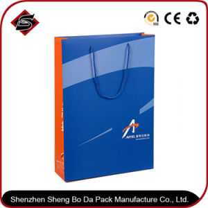 Printing Paper Gift Packaging Bag pictures & photos