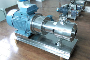 High Shear Cosmetics /Cream/ Lotion Homogenizer Mixer pictures & photos