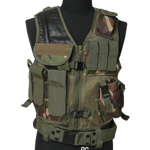 Deluxe Airsoft Tactical Combat Mesh Vest, Tactical Gear pictures & photos