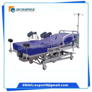 Multi Function Electric Ldr Bed Obstetric Table Gynecology Chair (GTX-OG800A) pictures & photos
