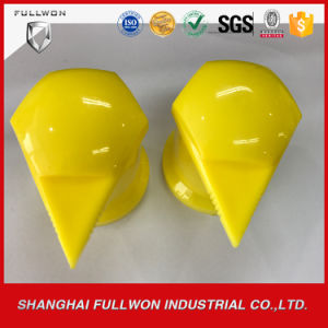 High Quality PP Yellow Chinese High Dust-Cap 34mm New Type Loose Nut Indicator Swl34 pictures & photos