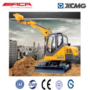 XCMG Original Mini Excavator Xe60ca 6t Operating Weight pictures & photos