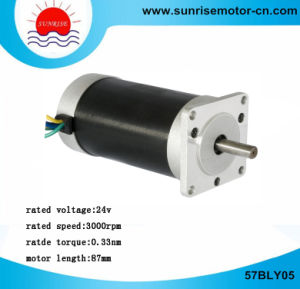 57bly05 BLDC Motor Electric Motor Round Motor DC Motor pictures & photos