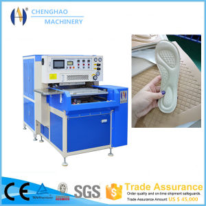 China Manufacturer High Frequency Shoe Sole Welding and Cutting Machine Micmachinery pictures & photos
