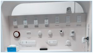 Wall Mounted on/off Switch for Z-Wave Network pictures & photos
