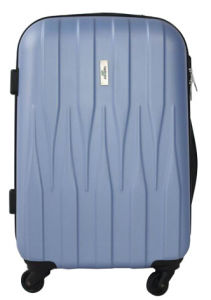 Colorful Hardside Travel ABS Rolling Spinner Luggage Case pictures & photos