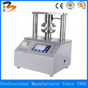 Microcomputer Ring Crush and Edge Compressive Tester
