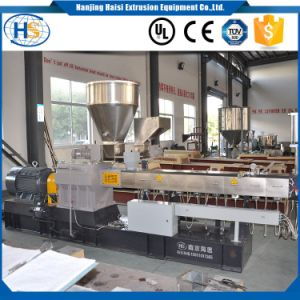 Twin Screw Extruder Machine for Plastic Material pictures & photos