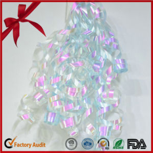 Metallic Christmas Curling Ribbon Bow pictures & photos