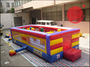 2017 Inflatable Jumping Bouncy Obstacle Combo (T3-602) pictures & photos