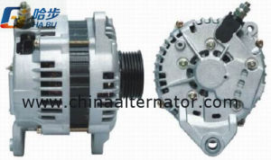 Td42t Engine Alternator Hitachi Alternator Lr1100705 for Nissan 231000W802 pictures & photos