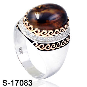 Factory Wholesale Silver Ring Fashion Jewelry pictures & photos