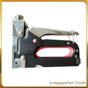 Professional Manual Tool Staple Gun with Good Quality pictures & photos