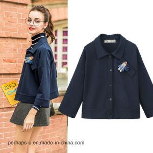 Autumn New Short Jacket Female Wild Korean Version Students Coat pictures & photos