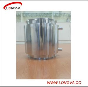 Sanitary Stainless Steel Tri Clover Clamp Spool with Jacket pictures & photos