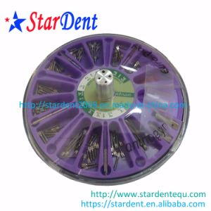 Dental Titanium Plant Screw Post of Surgical Medical Instrument (120PCS/box) pictures & photos