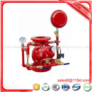 Wet fire alarm check valve pictures & photos