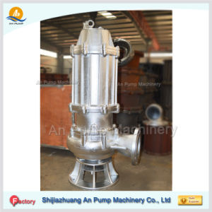 Non Clogging Submersible Sewage Pump for Big Particles pictures & photos