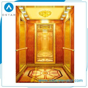 Hot Product Home Lift with Beautiful Decoration for Villa pictures & photos