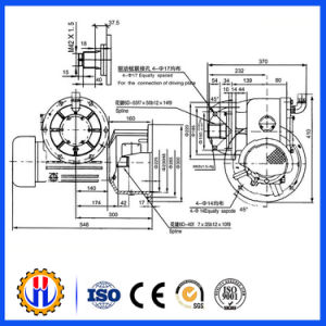 Construction Elevator Electric Speed Hoist Speed Reducer Price pictures & photos