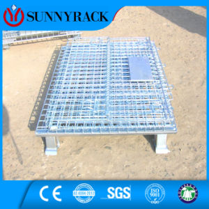 Foldable Storage Wire Mesh Container