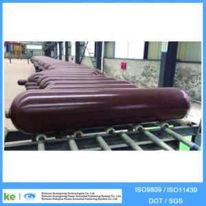 80L Steel CNG-1 279mm Diameter 20MPa CNG Cylinder ISO11439 pictures & photos
