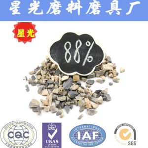 Refractory Calcined Bauxite 87% with Rotary Liln pictures & photos