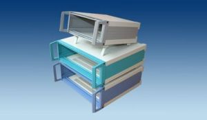 Enclosure Assembly/Precision Metal Frame Cabinet/Metal Sheet Fabrication pictures & photos
