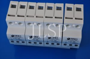 PV Application Solar 3p SPD/Surge Protector (GA7510-31) pictures & photos