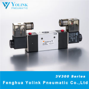 3V320 Series Pilot Operated Solenoid Valve pictures & photos