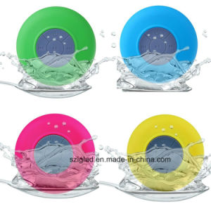 Blue Tooth Suction Water Proof Hands Free Portable Wireless Speaker pictures & photos