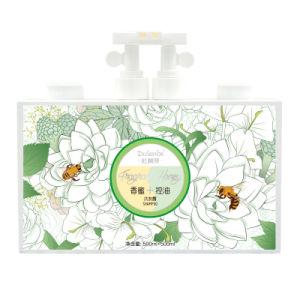 Honey Herbal Oil Control Hair Shampoo 500ml+500ml pictures & photos
