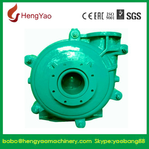 Abrasion Resistant Industrial Cantilevered Slurry Pump pictures & photos