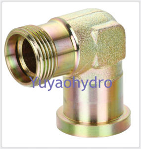 Bite Type Tube Fittings Swivel Nut End (DIN2353) pictures & photos