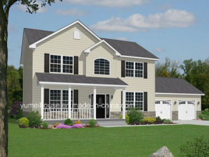 Large Two Storey Villa Simple Style pictures & photos