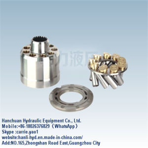 Linde Hydraulic Excavator Spare Parts for Mini Bulldozer (HPR100/130/160) pictures & photos