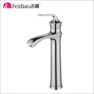 High Class Brass Single Handle Kitchen Mixer Faucet pictures & photos