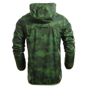 Men Sports Wear Moisture Wicking Quick Dri Light Weight Running Jacket pictures & photos