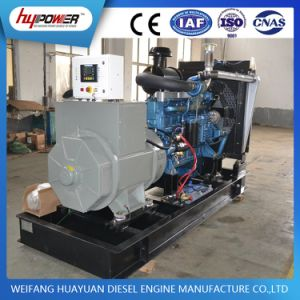 Ce Certificated 150kw Ricardo 6 Cylinder Generator Set with Open Type pictures & photos