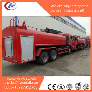 20ton Dongfeng Tianlong Water Foam Optional Fire Truck Euro3 pictures & photos