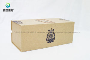 Factory Supply Cardboard Paper Printing Wine Boxes with Logo pictures & photos