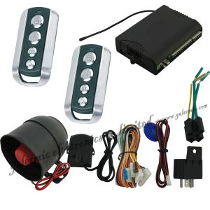 Auto Security System with Nice Transmitter From Galermic Factory pictures & photos