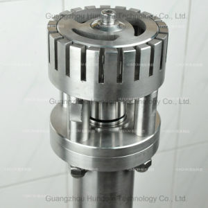Stainless Steel High Shear Vacuum Emulsifier Mixer for Cosmetic Cream pictures & photos