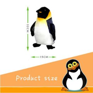 Emulational Plush Penguin Doll Stuffed Animal Toys pictures & photos